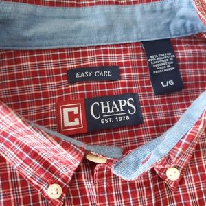 Chaps Button-up